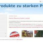 Heinis Baumschulen u. Gartengestaltung GmbH Daniel Heinis,