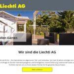 Liechti AG Abteilung Gartenbau